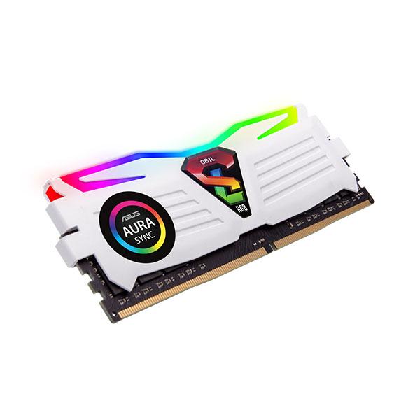 Super Luce RGB SYNC WHITE AMD Edition 1