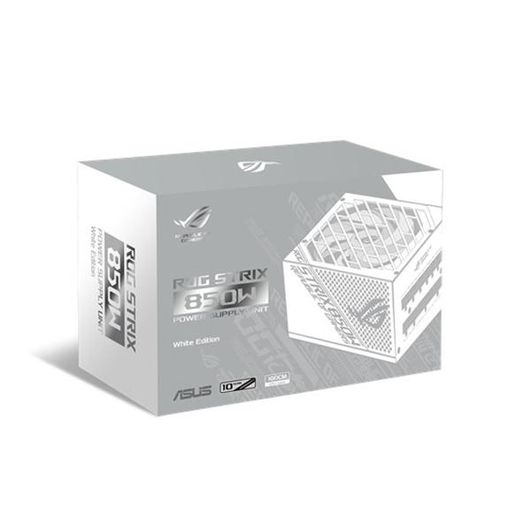 ASUS ROG STRIX 850W GOLD - White Edition 1